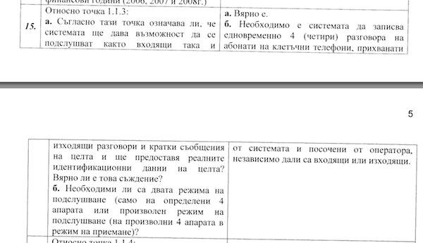 Излъгало ли е МВР за характеристиките на кечърите купени с европейски пари?