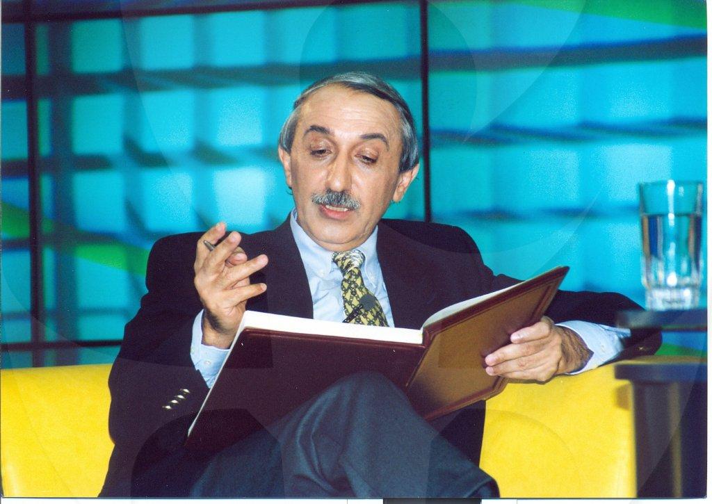 Кеворк Кеворкян - агент Димитър, доносник на Държавна сигурност. Снимка: slavishow.com