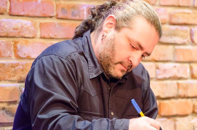 Стоян Николов - Торлака. Снимка: личен архив.