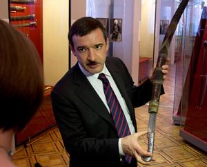 Откраднат музеен експонат в България е открит при руски олигарх