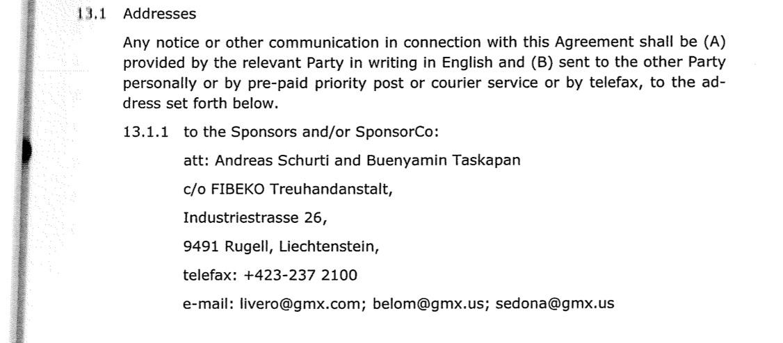 """Контактните адреси на фондациите SEDONA и BELOM """"спонсорирали"""" задкулисно приватизацията на Булгартабак са актуални, установи проверка на Биволъ."""