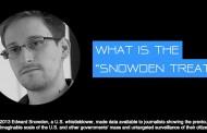 Договорът Сноудън