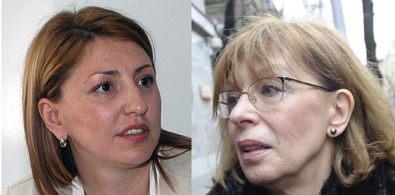 Владимира Янева и Румяна Ченалова