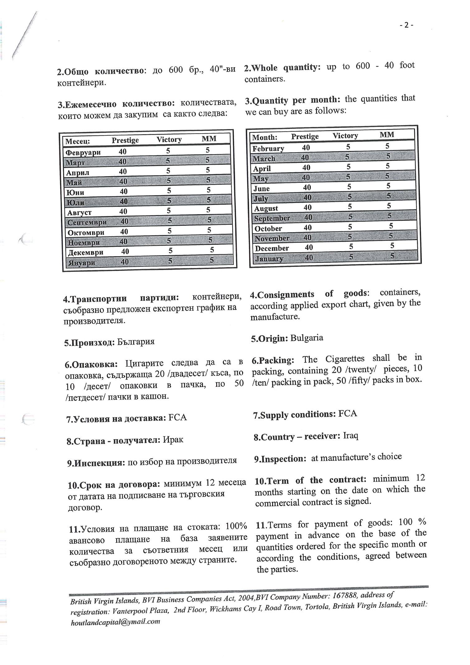 """Борисов е бил уведомен и е знаел какво се случва  """"Булгартабак"""" отказала да продава цигари на официални вносители в Азия и Африка"""