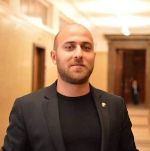 Бившият студент Димитър Стоянов