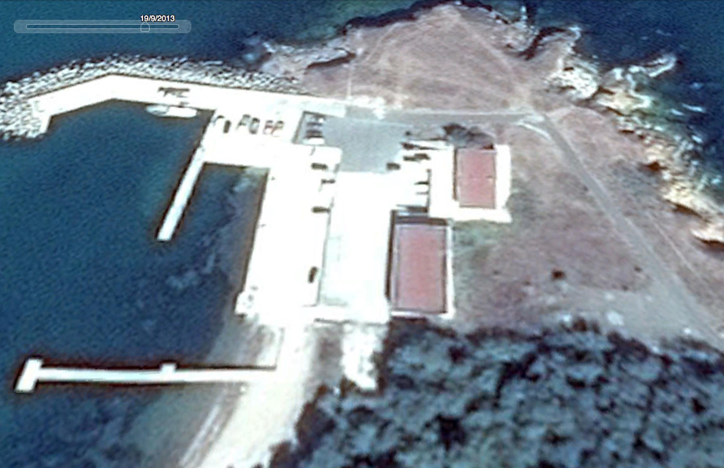 Как държавата осигурява комфорта на почетния лидер:  Догансарай: Плажът е нива, пристанище няма, пътят ще е затворен