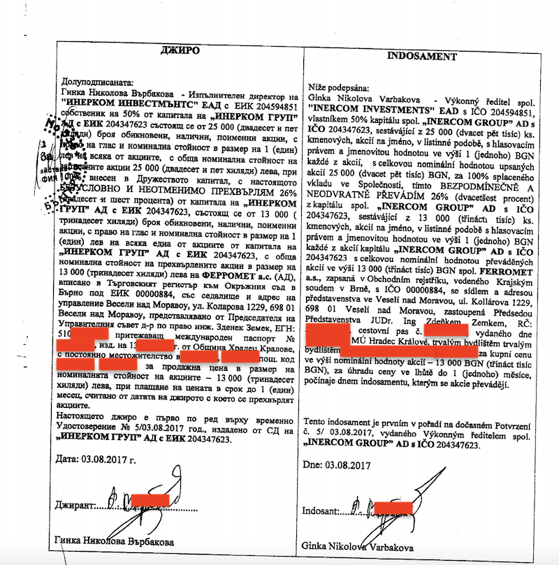Mysterious Bulgarian CEZ Buyer Linked to Czech Billionaire, Bulgarian Energy Mogul