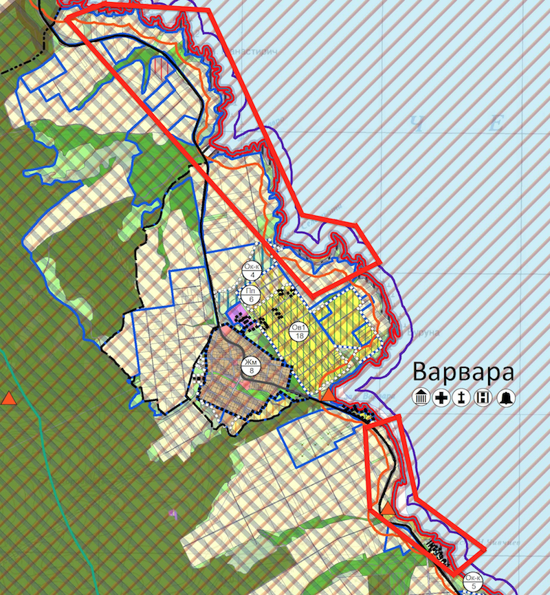 "Bivol's ""Waterfront"" project reveals who benefits from areas where construction is planned and who loses  New Land Use Master Plan Entitles Bulgarian Politician to Build on Coast"