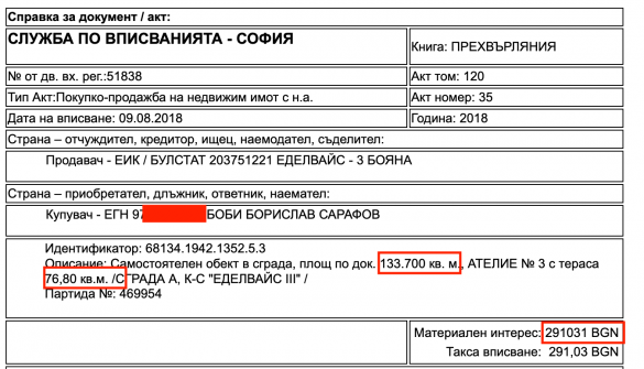 Апартаменгейт продължава в съдебната власт  Синът на шефа на НСлС е на 21 г. и с апартаменти за 540 000 лв
