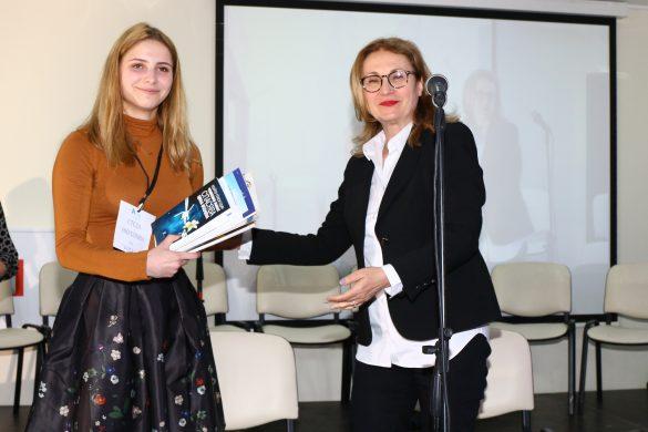 Румяна Бъчварова връчва Голямата награда