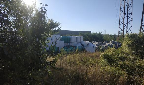 Трафиканти на отпадъци от Италия доставят боклук за Ковачки