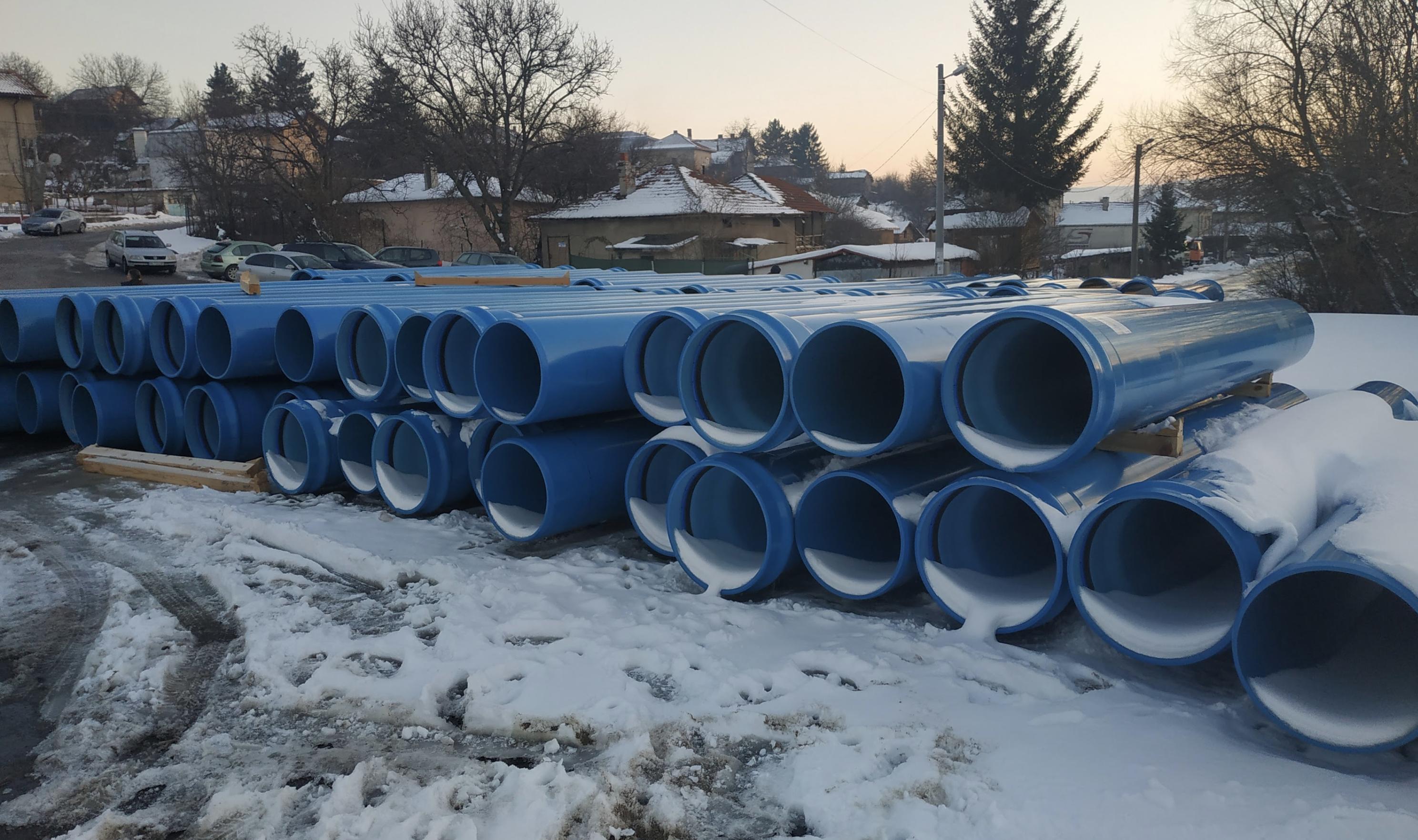 Водопроводът за Перник – безконтролен, скъп и некачествен