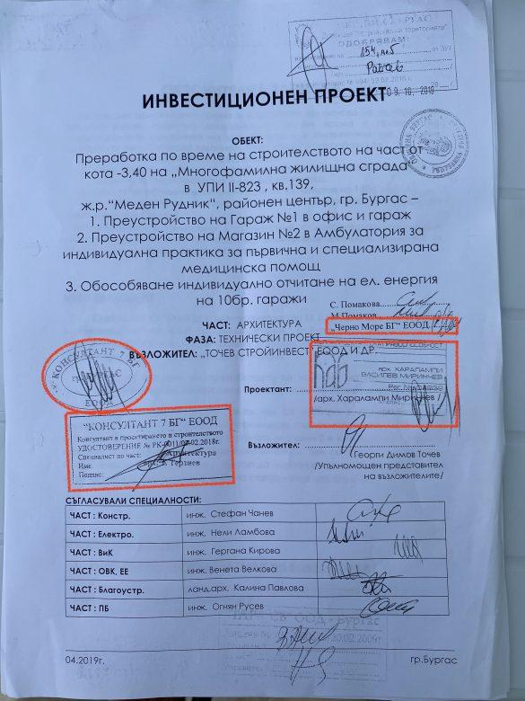 """Подставени фирми прикриват бизнес на началника на строителния контрол в Бургаска област Шефът на бургаската РДНСК замесен в далаверата """"Алепу"""""""