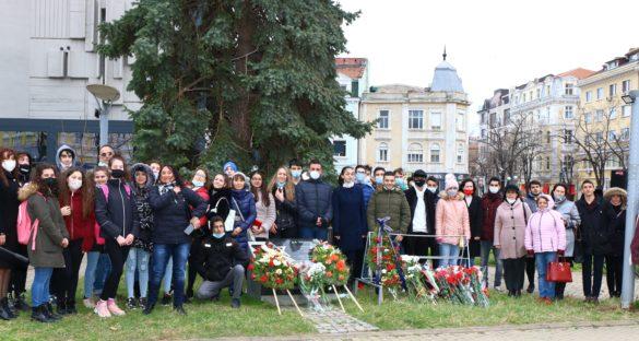 Бургас отбеляза Деня на спасяването на българските евреи от Холокоста